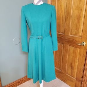 Vintage Henry Lee Petite Dress